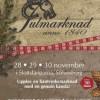 Julmarknad Slottslängorna Sölvesborg 2014